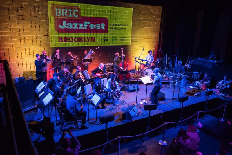 BRIC JazzFest, Michael Leonhart Orchestra
