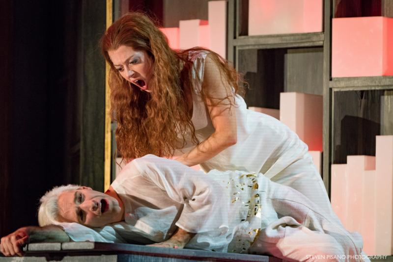 """""""Written on Skin"""" at Opera Philadelphia"""