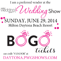 Wedding Show Vendor Badge