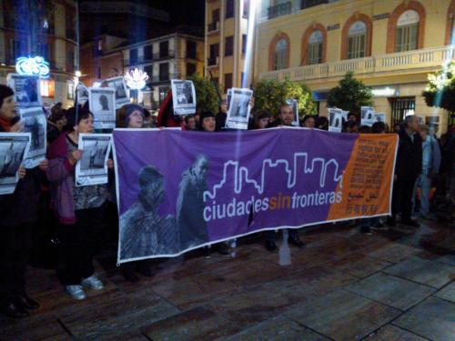 Concentración_Málaga_Ciudades_sin_fronteras