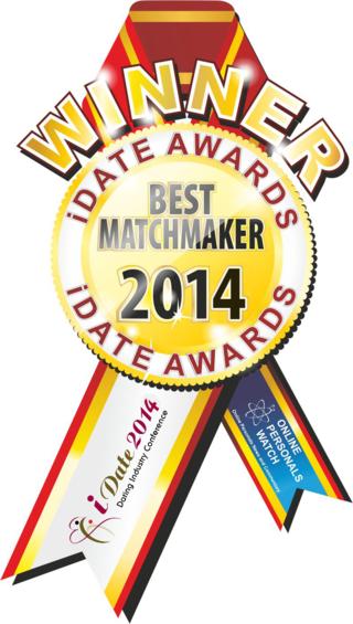 2014-iDate-Award-WINNER-best-matchmaker