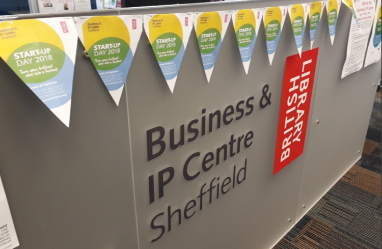 Business & IP Centre Sheffield