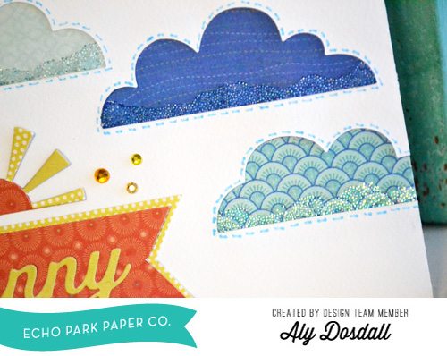 Sunny Card by Aly Dosdall 2
