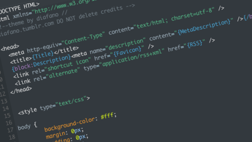 How-to-code-html