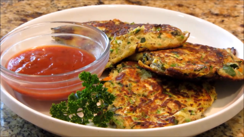 Delicious-Recipes-for-Summer-Zucchini-Garden-Fritters