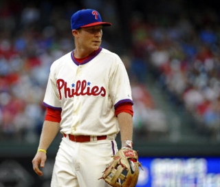 Cody Asche by Eric Hartline USA TODAY Sports File Photo