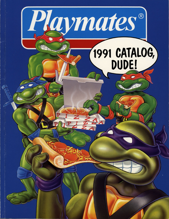 Playmates catalog, 1991, courtesy of The Strong, Rochester, New York.