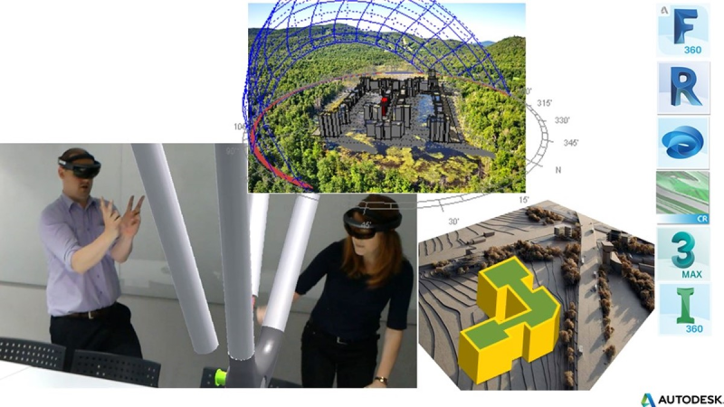 augmented reality AR architecture design architects overlay full scale collaboration