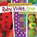 Jane Brocket: Ruby, Violet, Lime: Looking for Color (Jane Brocket's Clever Concepts)