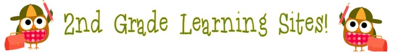 2nd grade learning sites