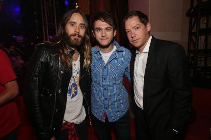 XS - Jared Leto - Zedd - Jesse Waits