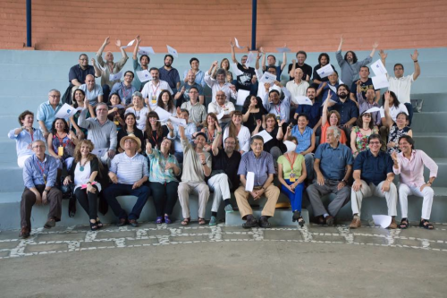Participantes en CAC