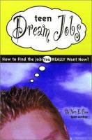 Teen Dream Jobs