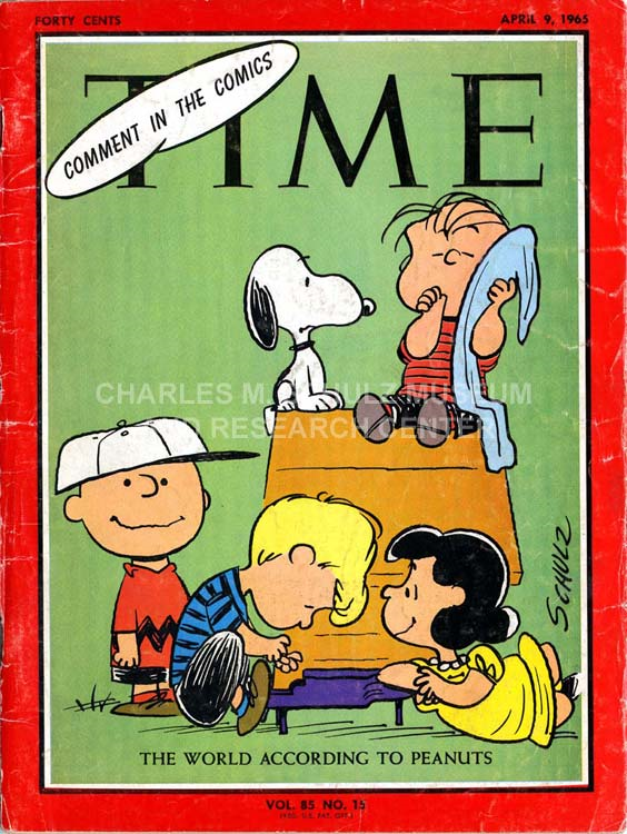 Via the Charles M. Schulz Museum