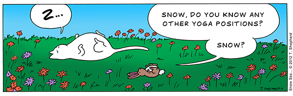 Snow Sez . . . by T. Shepherd