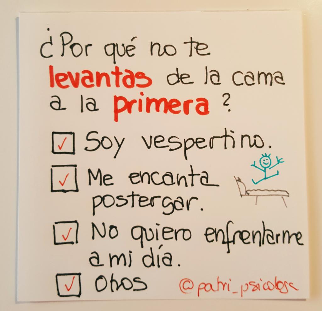 Cómo Levantarse De La Cama A La Primera Plenamente Blogs El País