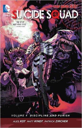 Suicide Squad Vol 4 Discipline and punish