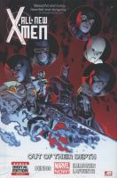All new X-Men Out of their depth