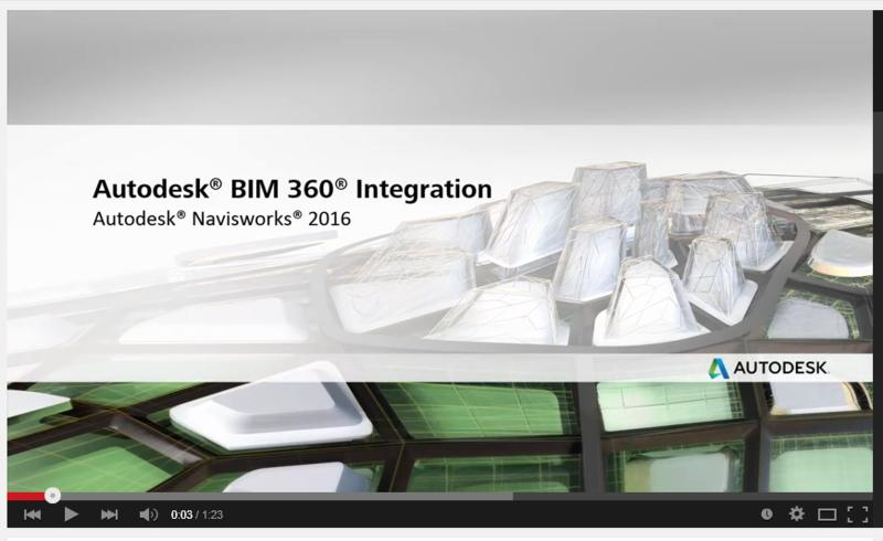BIM 360 Integration