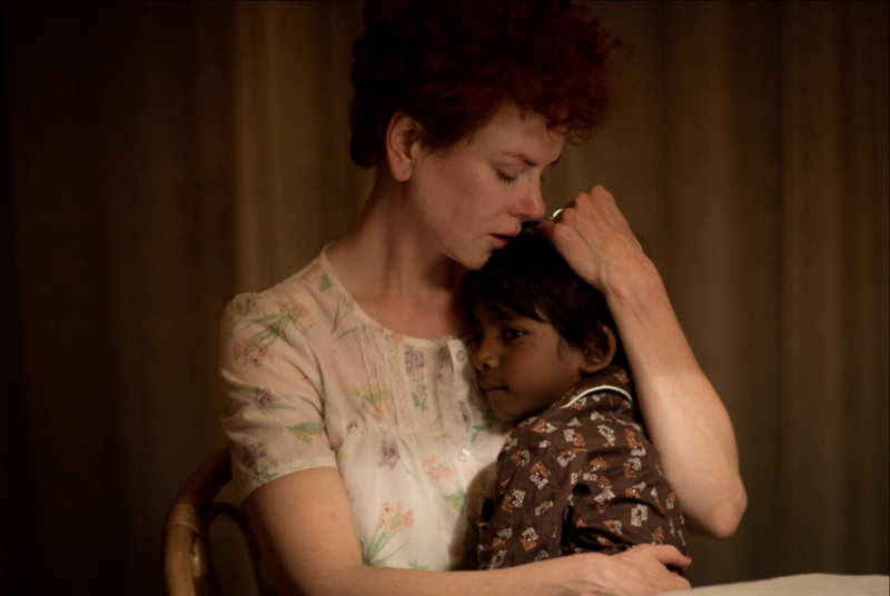 Nicole Kidman in a scene from LION