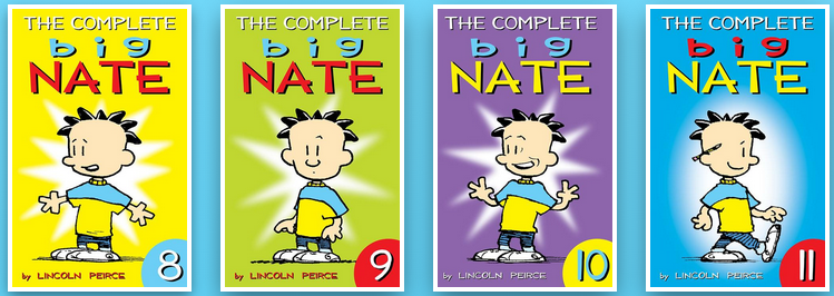 The Complete Big Nate by Lincoln Peirce