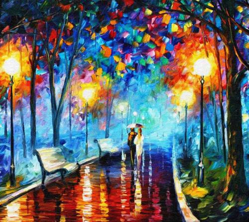 Oil-painting-love-photos-8