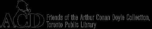 Friends of Arthur Conan Doyle logo
