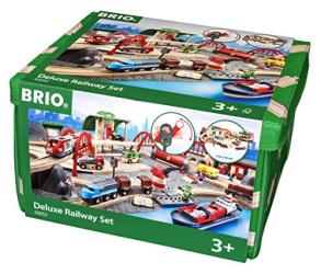 : BRIO Deluxe Railway Set