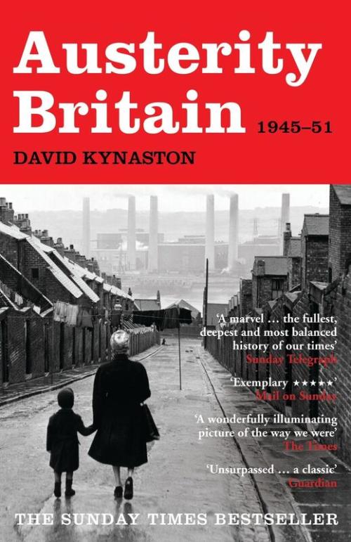 Austerity Britain book cover