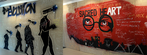 Graffiti Exhibit