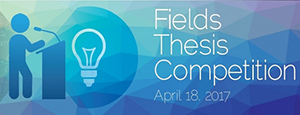 FieldsThesisCompetition2017