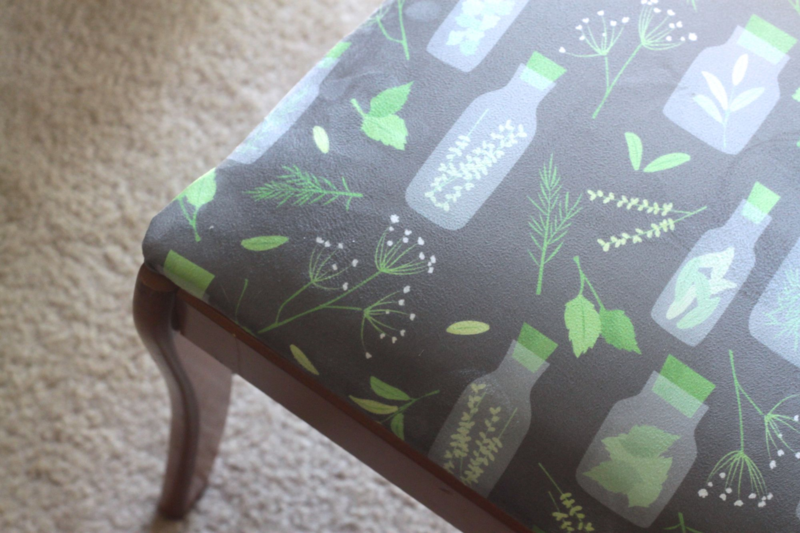 upholstered dining chair seat