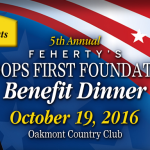 5th Annual Feherty's Troops First Foundation Benefit Dinner - Reserve Your Seats Today!