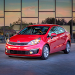 Coming Soon: 2017 Kia Rio - New Red and Black Exterior Color Choices