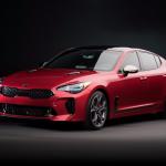 2018 Kia Stinger Makes World Debut at North American International Auto Show