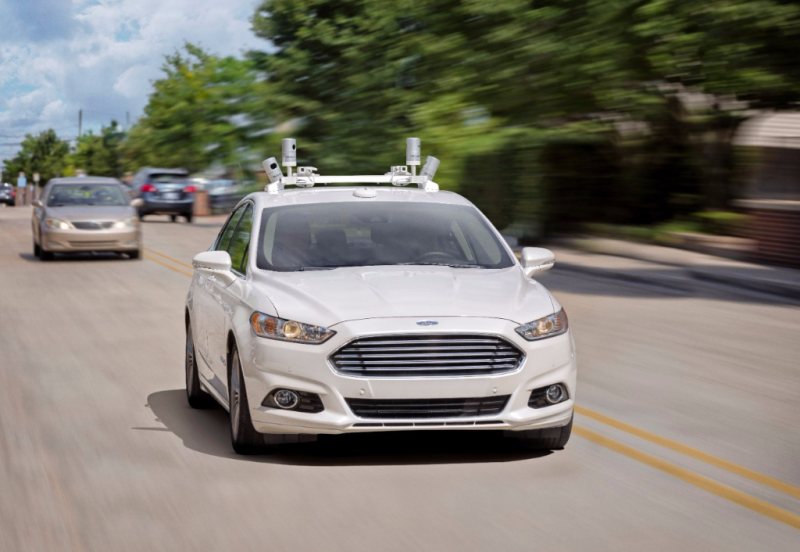 Ford Fusion Autonomous - Smail Ford Blog