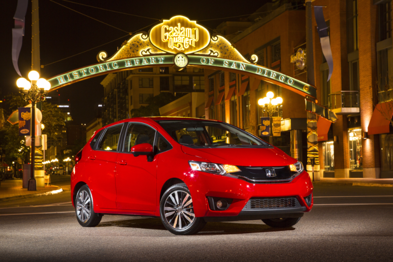 2016 Honda Fit - KBB's Best Resale Value 2017 - Smail Honda Blog