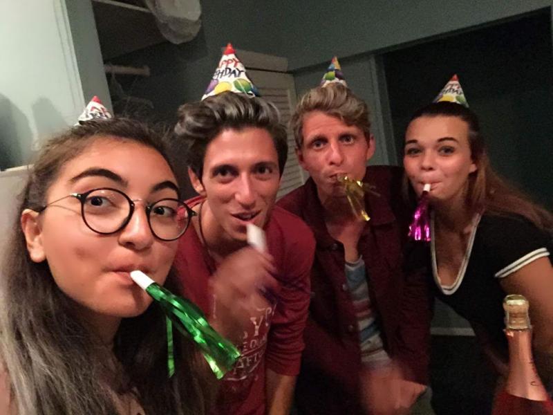Selfie Party Hats
