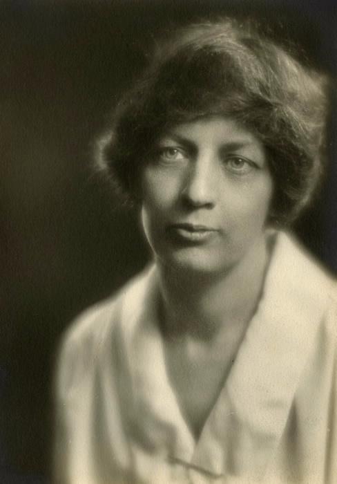 Portrait of Lillian H. Smith