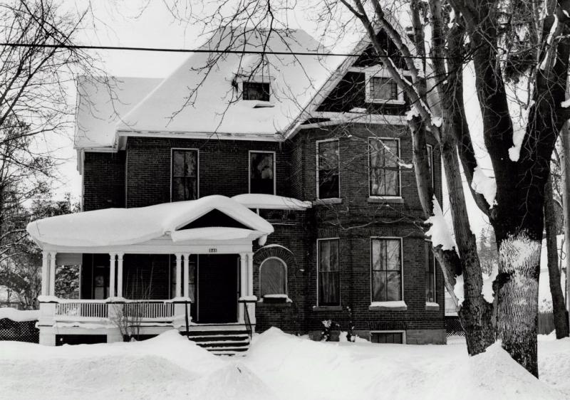 Billy Bishop Birth House