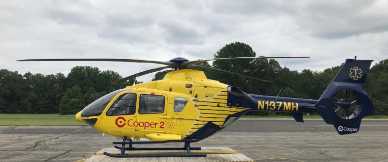8-9-18 Cooper 2 - Medical Transport Helicopter